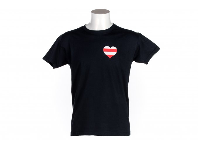 Tričko od TIMA – černé, pánské