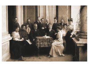 Janacek Brno pohlednice foto 15x10cm 1a